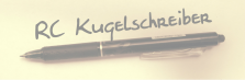 RC Kugelschreiber Travel Blog